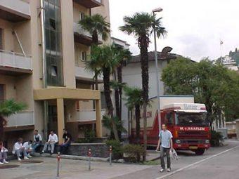Europese verhuizingen w van haarlem verhuisservice
