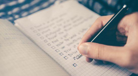 ultieme verhuis checklist