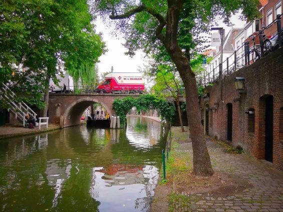 Verhuisservice Utrecht De Meern Oudegracht
