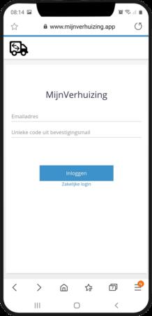 MijnVerhuizing App